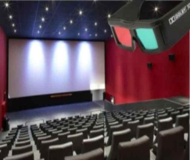 Стартап, проект, инвестиции - открыть кинотеатр в небольшом городке